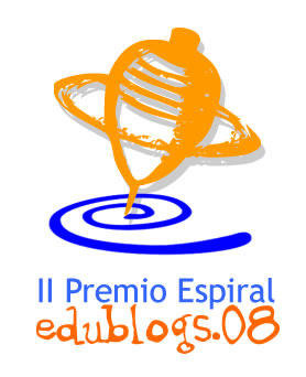 II Premio Espiral Edublogs.08
